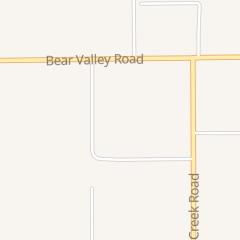 Directions for AVFC PREP SCHOOL in Apple Valley, ca 19923 Bear Valley Rd
