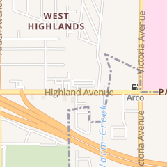 Directions for Cubesmart in Highland, CA 2650 Highland Ave