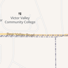 Directions for Excelsior Charter School in Victorville, CA 18422 Bear Valley Rd