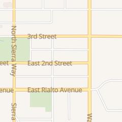 Directions for Greater Bethel Baptist Church in San Bernardino, CA 222 E 2nd St