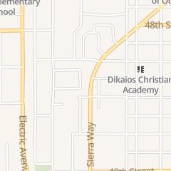 Directions for Hebrew Christian Witness Inc in San Bernardino, CA 4477 Genevieve St