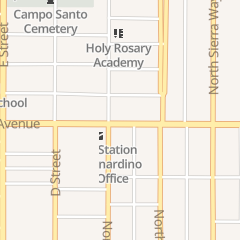 Directions for The Pawn Company in San Bernardino, CA 256 W Highland Ave
