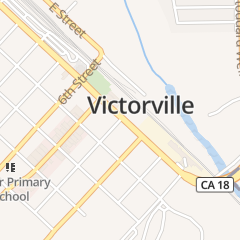 Directions for Set Free Victorville in Victorville, CA 16949 S D St