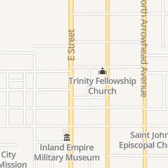 Directions for Nuevo Amanecer in San Bernardino, CA 1554 N Stoddard Ave