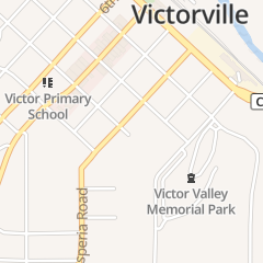 Directions for Victorville Living Word in Victorville, CA 17024 A St