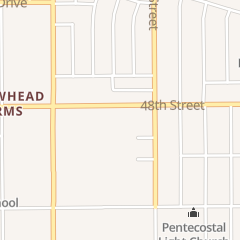 Directions for San Bernardino Baptist Church in San Bernardino, CA 651 W 48Th St