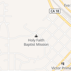 Directions for High Desert Seventh Day in Victorville, CA 16673 Avalon Ave