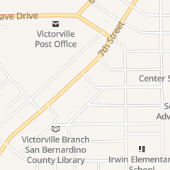 Directions for Victory Outreach Church in Victorville, CA 15095 Seventh St