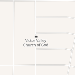 Directions for Connecting Point Community Church in Hesperia, CA 11075 3rd Ave