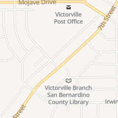 Directions for Burning Bush Baptist Church in Victorville, CA 15028 Seventh St