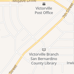 Directions for Burning Bush Baptist Church in Victorville, CA 15028 Seventh St Ste 6