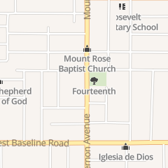 Directions for Bethesda House of Mercy in San Bernardino, CA 1356 N Mount Vernon Ave