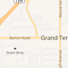 Directions for Socal Subs in Grand Terrace, CA 22310 Barton Rd
