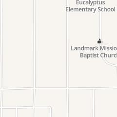 Directions for Inglesia Apostolica in HESPERIA, CA 11022 11Th Ave