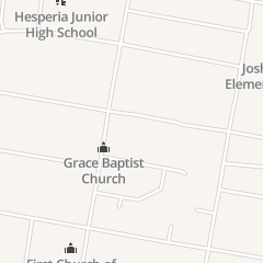Directions for Grace Baptist Church in Hesperia, CA 9969 11th Ave