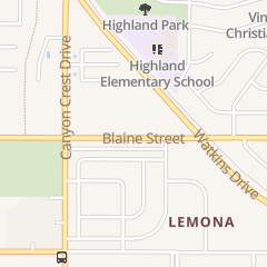 Directions for Tres Campanas in Riverside, CA 765 W Blaine St
