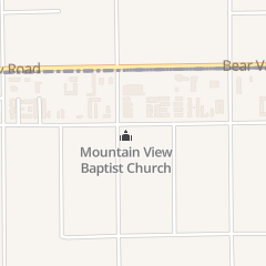 Directions for Mountain View Baptist Church in Hesperia, CA 15131 Sequoia Ave