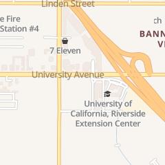 Directions for Wienerschnitzel in Riverside, CA 1246 University Ave