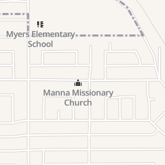 Directions for Manna Missionary Baptist Church in San Bernardino, CA 2525 Etiwanda Ave