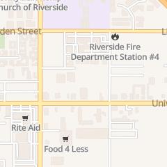 Directions for Riverside Restaurant in Riverside, CA 1575 University Ave