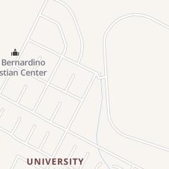 Directions for Imagine Church in San Bernardino, CA 6730 Olive Ave