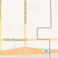Directions for Mcdonald's Restaurant in Rialto, CA 1615 S Riverside Ave