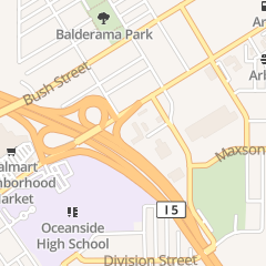 Directions for Quality Inn in Oceanside, CA 1403 Mission Ave