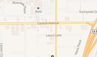 Directions for LA Bodega Wines & Spirit in Riverside, CA 3512 Central Ave