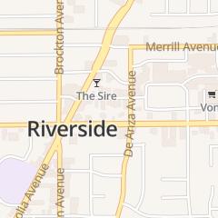 Directions for Salon 3696 in Riverside, CA 3696 Sunnyside Dr