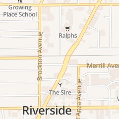 Directions for The Lucky Greek in Riverside, CA 3887 Merrill Ave