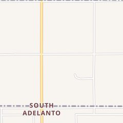 Directions for Calvary Chapel Adelanto in Adelanto, CA 11373 Lupin Rd