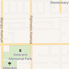Directions for Mountain View Community Church in Fontana, CA 8833 Palmetto Ave