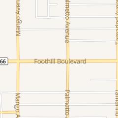 Directions for El Marinero Restaurant in Fontana, CA 17264 Foothill Blvd