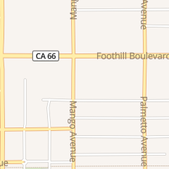 Directions for Hostess Brands in Fontana, CA 17151 Foothill Blvd