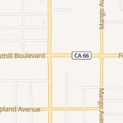 Directions for Kentucky Fried Chicken in Fontana, CA 16931 Foothill Blvd