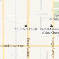 Directions for El Pollo Loco in Fontana, CA 9171 Sierra Ave