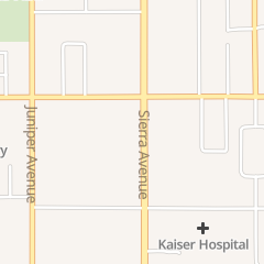 Directions for Kentucky Fried Chicken in Fontana, CA 9758 Sierra Ave