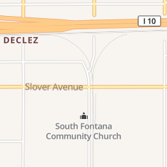 Directions for Acevedos Market in Fontana, CA 14882 Slover Ave