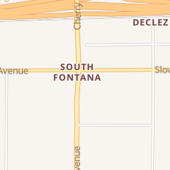 Directions for LA Chiquita Tacos in Fontana, CA 10543 Cherry Ave