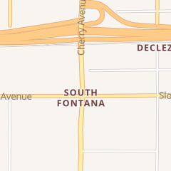 Directions for Farmer Boys in Fontana, CA 10479 Cherry Ave