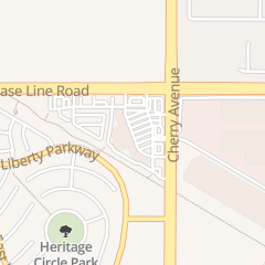 Directions for Vons Groceries in Fontana, CA 7390 Cherry Ave