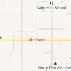 Directions for The Better Lender Corp in Norco, CA 1217 6th St