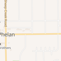 Directions for A Performance Towing in Phelan, CA 4280 Phelan Rd