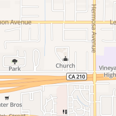 Directions for Highland Ave Community Church in Rancho Cucamonga, CA 9944 Highland Ave