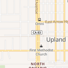 Directions for The Law Offices of Brian Brandt in Upland, CA 309 N Euclid Ave