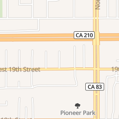 Directions for Shenton Masonry Inc in Upland, CA 425 Visca Prda