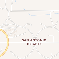Directions for San Antonio Heights Community Church in Upland, CA 2520 N Euclid Ave