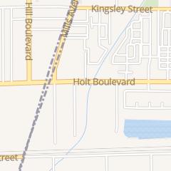Directions for U-Haul Neighborhood Dealer - Pomona Valley Customs in Montclair, CA 4081 Holt Blvd