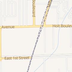 Directions for Kim's Corner in Pomona, CA 1600 E Holt Ave