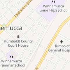 Directions for Drake Rose & Associates llc in Winnemucca, NV 580 Baud St
